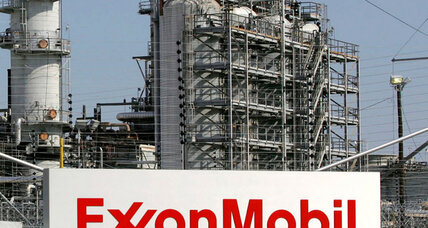 Exxon Mobil under investigation for possible climate change lies