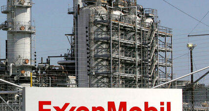 Exxon Mobil under fire: Did energy giant withhold climate research?