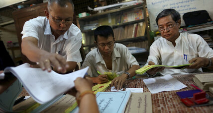 Free and fair? Myanmar's poll preparations under fire