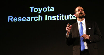 Toyota to invest $1 billion in AI research