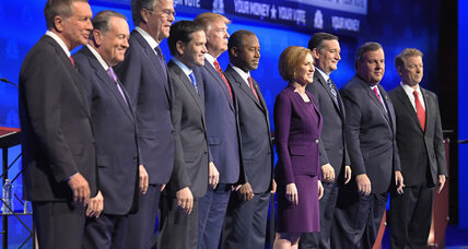GOP debate lineup: Unfair to bottom tier?