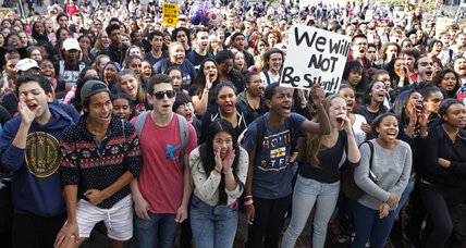 Threat of KKK-style lynching was third racial threat at Berkeley High this year