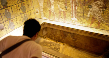 Did King Tut have a roommate? In search of a secret chamber