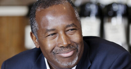 Did Ben Carson just endorse transgender bathrooms?
