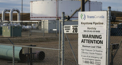 Keystone pipeline rejected: Is TransCanada out of options?