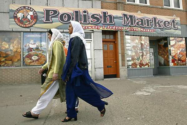 One City At A Time…. Michigan city elects first council with Muslim majority