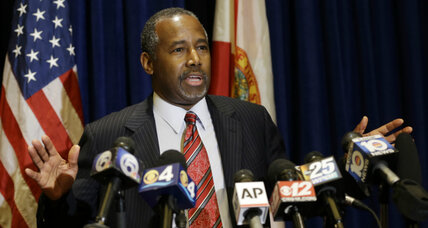 As media scrutiny of Ben Carson rises, so do campaign donations. Why?
