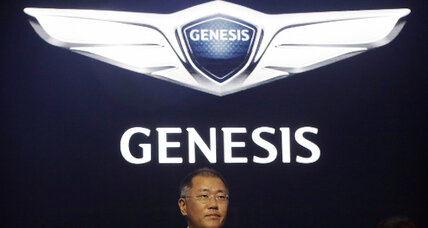 Hyundai makes Genesis its luxury brand
