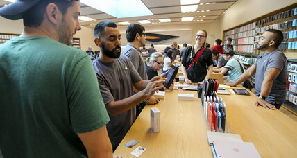 Apple Store workers lose effort to be paid for security checks
