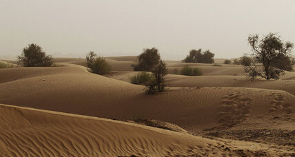 Rivers may have once criss-crossed the Sahara, say scientists