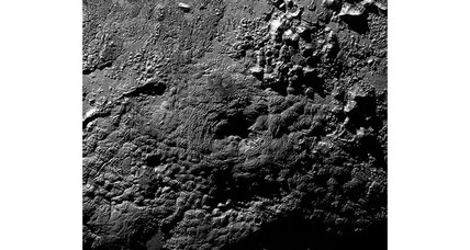 Does Pluto have volcanoes? If so, how did it get them?