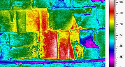 Mysterious anomaly revealed in Great Pyramid by thermal scan