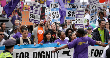 Fight for $15: Can fast-food workers influence the presidential election?