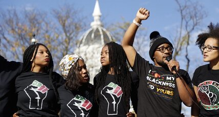 What University of Missouri shows us about student activism