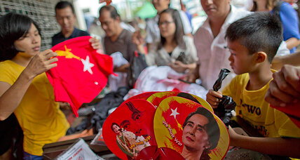 Myanmar election: Opposition hails victory, but will military cede power?
