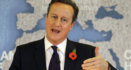 Cameron's EU demands: Are they enough to appease euroskeptics? (+video)