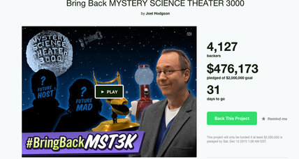 Could 'Mystery Science Theater 3000' be coming back to TV?