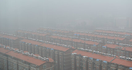 As smog reaches record levels, what steps is China taking?