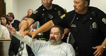 White supremacist gets death penalty for Jewish shootings in Kansas