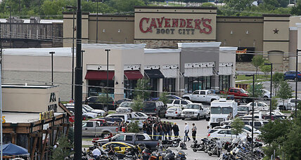 Texas-size indictment: 106 bikers charged in Waco shooting