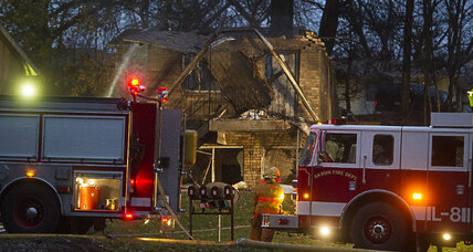 Ohio jet crash leaves seven dead from Florida real estate company