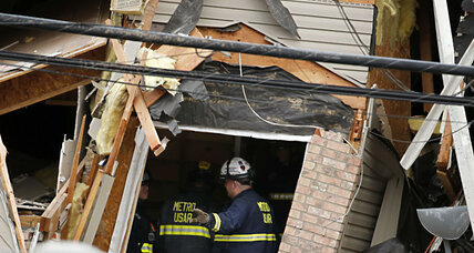 N.J. house explosion: What to do if there's a gas leak