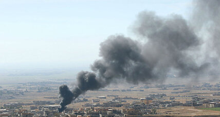 Fighting ISIS: Why the Kurdish battle for Sinjar City matters (+video)