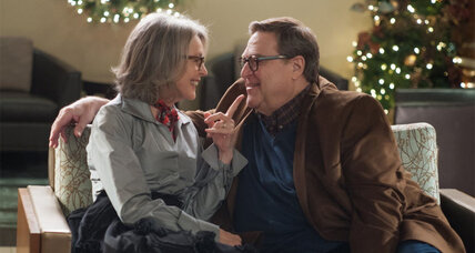 'Love the Coopers' is formulaic but heartwarming
