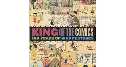 'King of the Comics' celebrates 100 years of classic comics