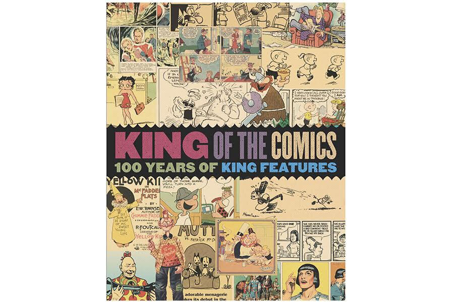 King of the Comics' celebrates 100 years of classic comics