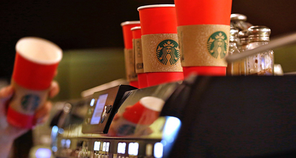 Starbucks to become an LGBT 'safe place'