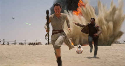 'Star Wars: The Force Awakens': What a new TV spot reveals