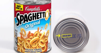 SpaghettiOs recalled due to choking hazard