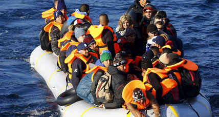 Philanthropist couple expand its refugee rescue mission to Aegean, Asia