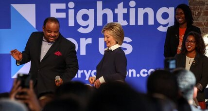Why South Carolina's black vote is Hillary Clinton's to lose