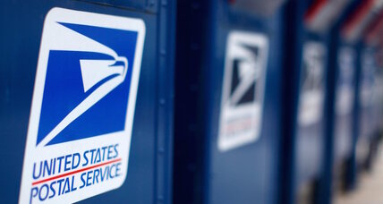 Is USPS growth hindered by legislation?