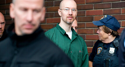 New York prison escapee David Sweat pleads guilty