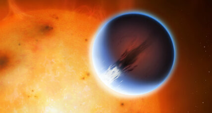 How did this exoplanet get 5,400 mph winds?