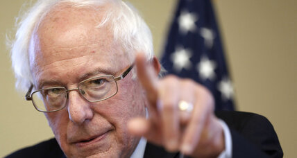 Why Bernie Sanders has the most to prove in Democratic presidential debate