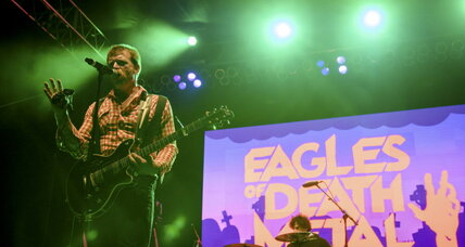 Why would ISIS target an Eagles of Death Metal concert?