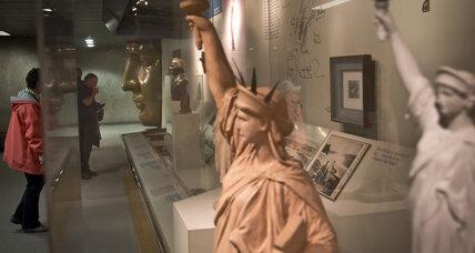 Bigger, more accessible museum proposed at Statue of Liberty