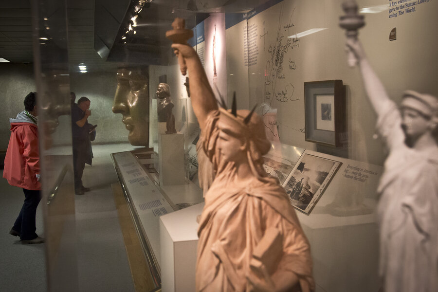 why is the statue of liberty important essay In fact, the statue of liberty is inspired by the painting as it was gifted by the french to the us 50 years after the painting was actually completed in the art's point of view, this painting was a shift from neoclassicism to romanticism [ 1 ].