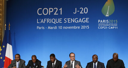 Paris climate talks will go on, organizers say