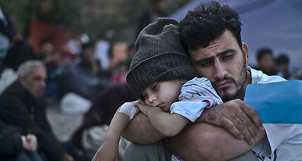 After Paris attacks, Alabama and Michigan won't take Syrian refugees (+video)