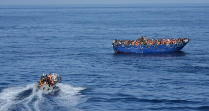 EU's preemptive move on African migration