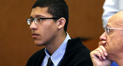 Teen charged with killing his math teacher uses insanity defense