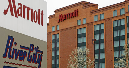Marriott to buy hotel rival Starwood for $12.2 billion
