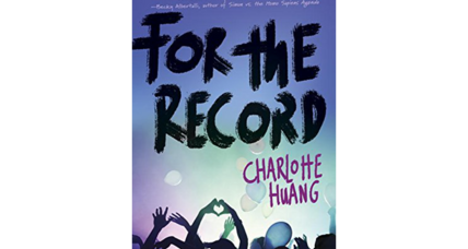 'For the Record' is a cool YA sneak-peak into life on the road and on the stage
