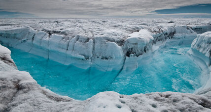 Why a massive Greenland glacier is melting from below