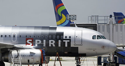 Airport security: Four passengers removed from flight in Baltimore (+video)